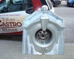 Toiture Castro SPRL - Zinc